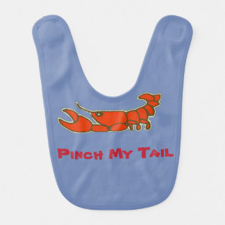 Lobster, Crayfish,Crawfish, change text Bib
