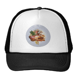 Lobster Dinner Trucker Hat