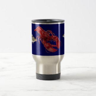 Lobster Fisherman's Mug