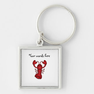 Lobster Key Ring