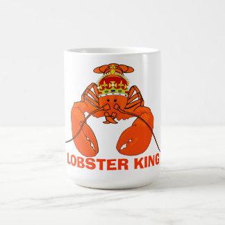 Lobster King Coffee Mug