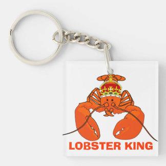 Lobster King Key Ring