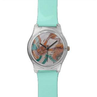 Lobster love watch