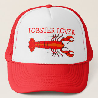 Lobster Lover Cap