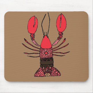 Lobster Mouse Pad