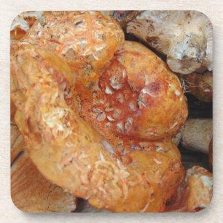 Lobster Mushrooms Coaster