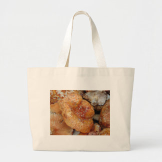 Lobster Mushrooms Large Tote Bag