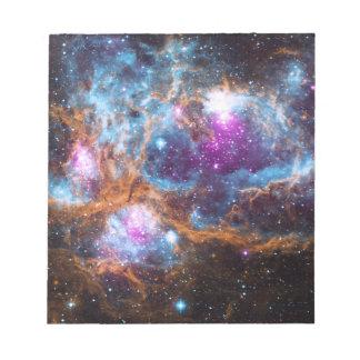 Lobster Nebula Notepad
