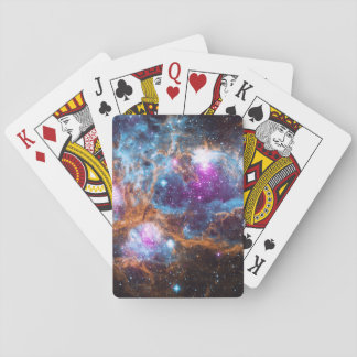 Lobster Nebula Playing Cards