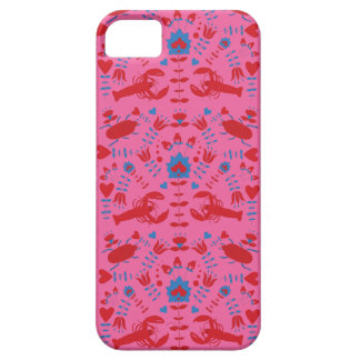 lobster pattern iPhone 5 case