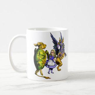 Lobster Quadrille Coffee Mug
