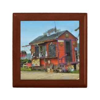 Lobster Shack Small Square Gift Box