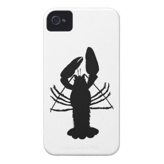 Lobster Silhouette Case-Mate iPhone 4 Case