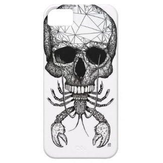 Lobster Skull Barely There iPhone 5 Case