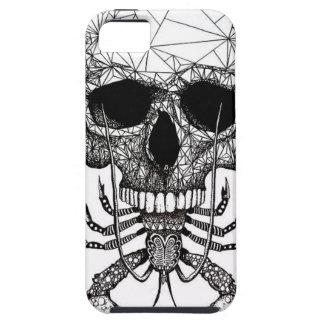 Lobster Skull iPhone 5 Case