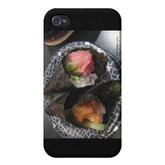 Lobster & Tuna Tamaki Sushi Gifts Cards Etc iPhone 4/4S Covers
