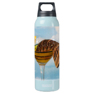 Lobsteritaville Insulated Water Bottle