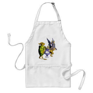 LobsterQuadrille Aprons