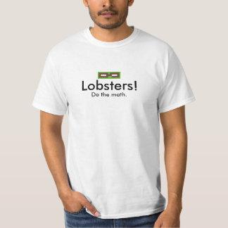 Lobsters! T-Shirt
