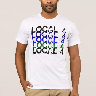 LOCAL 4 T-Shirt