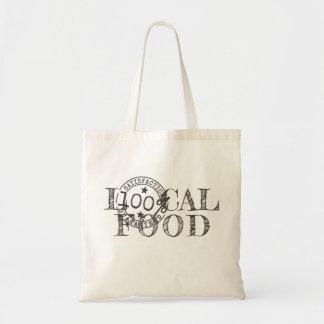 Local Food Satisfaction Guaranteed Tote