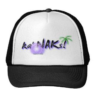 Local Hawaiian Style Cap: Ka' NAKs Cap