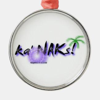 Local Hawaiian Style Ornament Ka NAKs