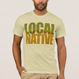 Local Native - West Texas T-Shirt