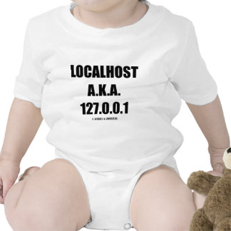 Localhost A.K.A. 127.0.0.1 Information Technology Rompers