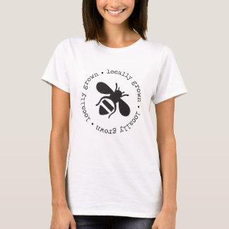 Locally grown honeybee t-shirt
