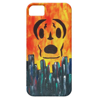 Localmusicplay.com Fire City Case For The iPhone 5