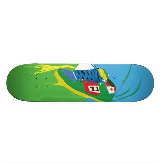 Localpigeon Freestyle Gear Skate Boards
