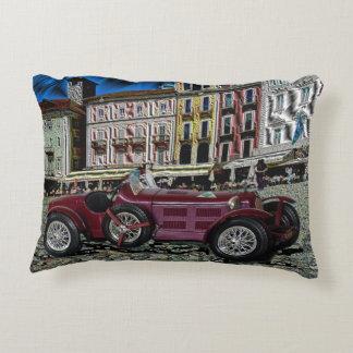 LOCARNO SUISSE digitally Work Jean Louis Glineur Decorative Cushion