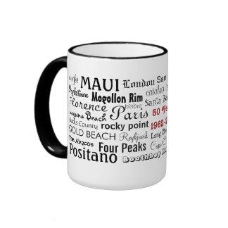 Location Mug 15oz