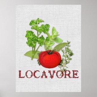 Locavore Print