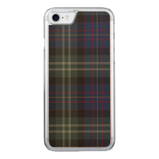 Loch Achanalt Plaid Carved iPhone 8/7 Case
