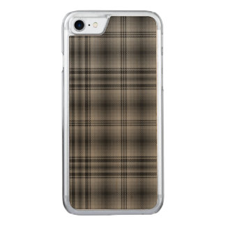 Loch Achilty Plaid Carved iPhone 8/7 Case
