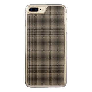 Loch Achilty Plaid Carved iPhone 8 Plus/7 Plus Case