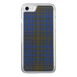 Loch Achonachie Plaid Carved iPhone 8/7 Case