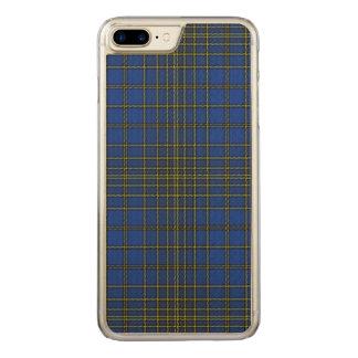 Loch Achonachie Plaid Carved iPhone 8 Plus/7 Plus Case