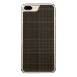 Loch Achray Plaid Carved iPhone 8 Plus/7 Plus Case
