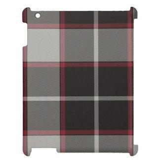 Loch Anna Plaid Tartan iPad Cover