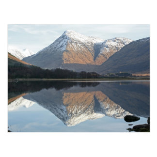 Loch Etive, Scotland Postcard