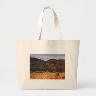 Loch Leven, Glencoe, Scotland Large Tote Bag