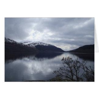 Loch Lomond II Card