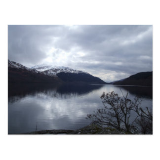 Loch Lomond Postcard
