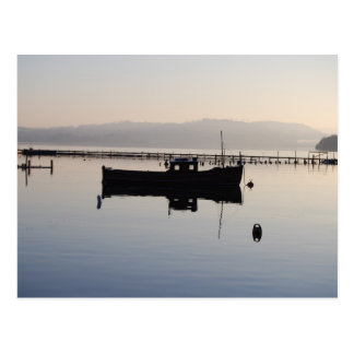 Loch Lomond - Scotland Postcard