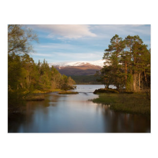 Loch Morlich Postcard