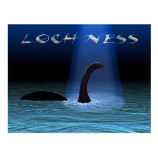 Loch Ness 1 Postcard