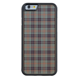 Loch Ness Scotland District Tartan Maple iPhone 6 Bumper Case